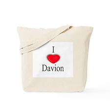 Davion Tote Bag