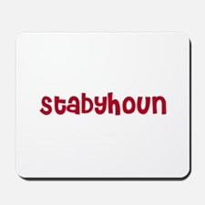 Stabyhoun Mousepad