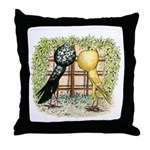 Brunner Pouters Throw Pillow