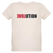 Evolution Love T-Shirt