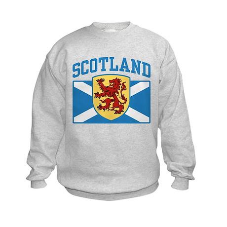 Scotland Kids Sweatshirt