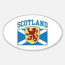 Scotland Bumper Stickers