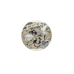 English Trumpeter Yard Mini Button (10 pack)