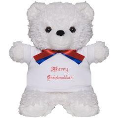 Christmukkah Bear