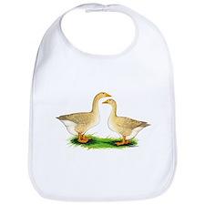 Buff Geese #2 Bib