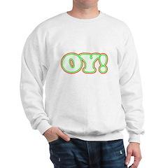 Christmas Oy! Sweatshirt