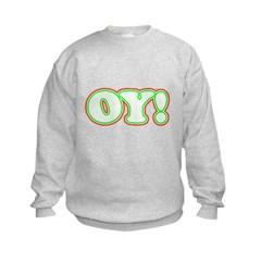 Christmas Oy! Sweatshirt