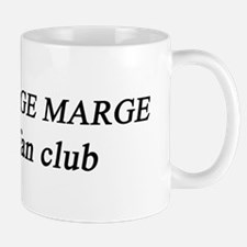 Funny Large marge Mug
