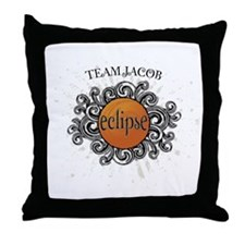 Cute Twilight personalized Throw Pillow