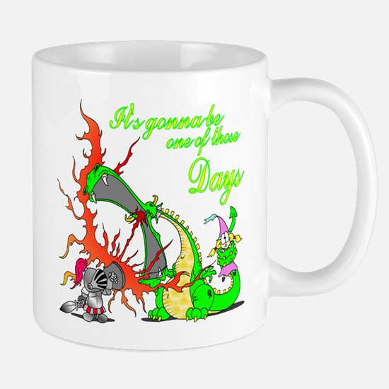 Knights Bad Day Mug