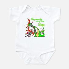 Knights Bad Day Infant Bodysuit