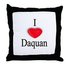 Daquan Throw Pillow