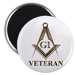 G. I. Veterans Magnet