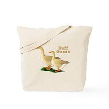 Buff Geese #5 Tote Bag