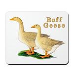 Buff Geese #5 Mousepad