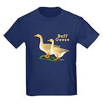 Buff Geese #5 Kids Dark T-Shirt