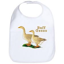 Buff Geese #5 Bib