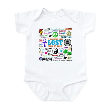 Loves Lost Infant Bodysuit