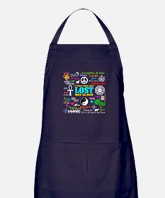 Loves Lost Apron (dark)