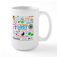Loves Lost Ceramic Mugs