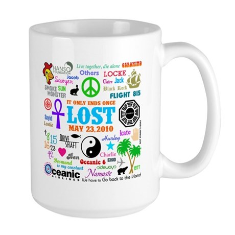Loves Lost Large Mug