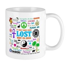 Loves Lost Small Mug