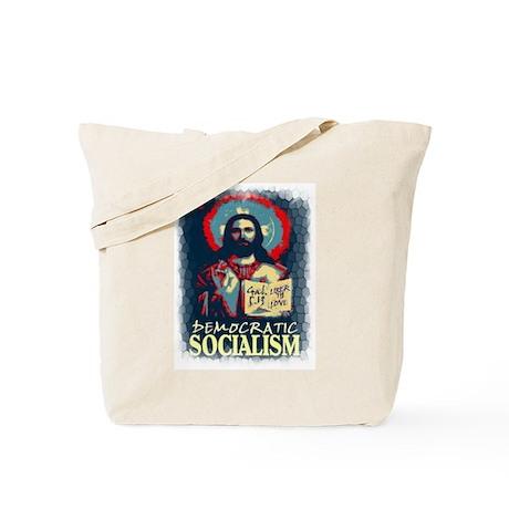 Democratic socialism Tote Bag