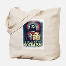 Democratic socialism Tote Bag