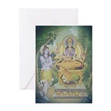 Annapurna Greeting Card