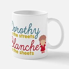 GG Dorothy Blanche Mugs