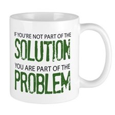 Solution Problem | Mug