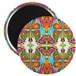 BUTTERFLY CIRCUS Magnet