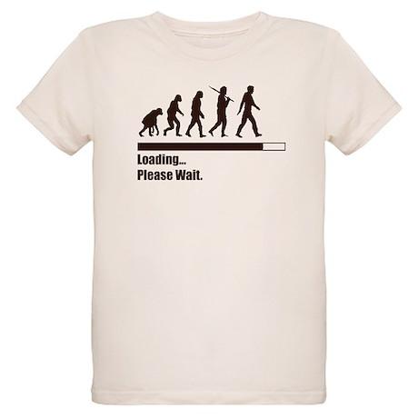 Loading Evolution Organic Kids T-Shirt