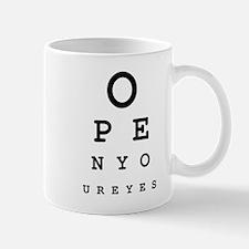 Open Your Eyes | Mug