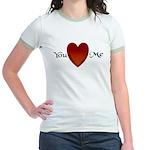 You Love Me Jr. Ringer T-Shirt