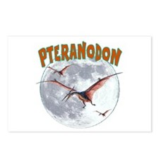 Pteranodon Postcards (Package of 8)
