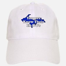 Yoopers Know Their Eh B C's Baseball Baseball Cap