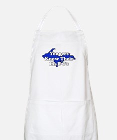 Yoopers Know Their Eh B C's Apron
