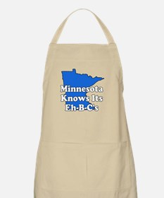 Minnesota Knows Its Eh B C's Apron