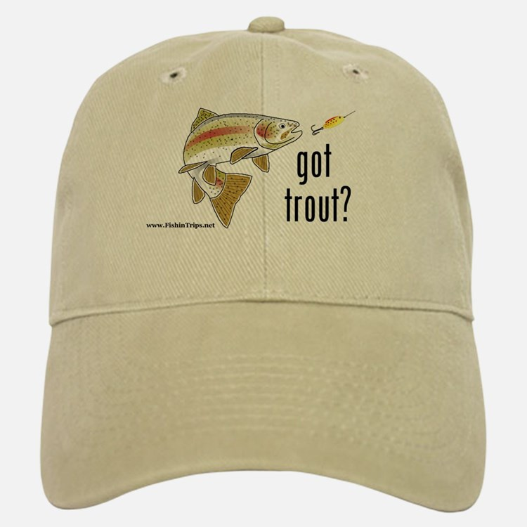 Trout fishing hats trucker baseball caps snapbacks for Trout fishing hats