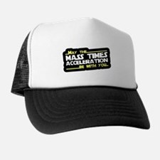 May The Mass Times Accelerati Trucker Hat