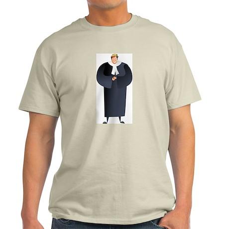 Barrister Ash Grey T-Shirt