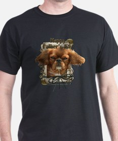 Stone Paws Cavalier T-Shirt