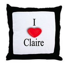 Claire Throw Pillow