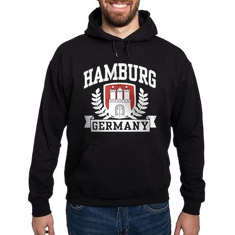 Hamburg Germany Hoodie (dark)
