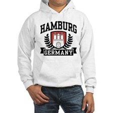 Hamburg Germany Hoodie