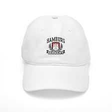 Hamburg Germany Baseball Cap