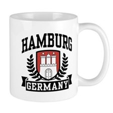 Hamburg Germany Mug