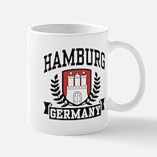 Hamburg Germany Mug