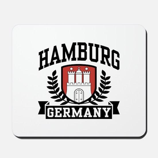 Hamburg Germany Mousepad